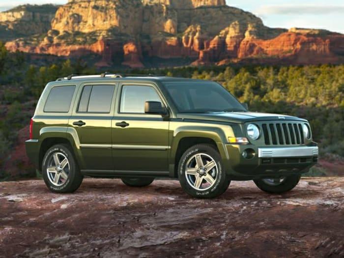 2008 jeep patriot crash test ratings. Black Bedroom Furniture Sets. Home Design Ideas