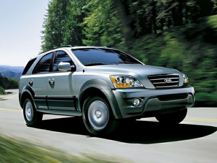 2008 Kia Sorento Safety Recalls