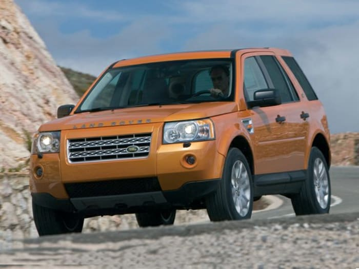 2008 Land Rover Lr2 Safety Features