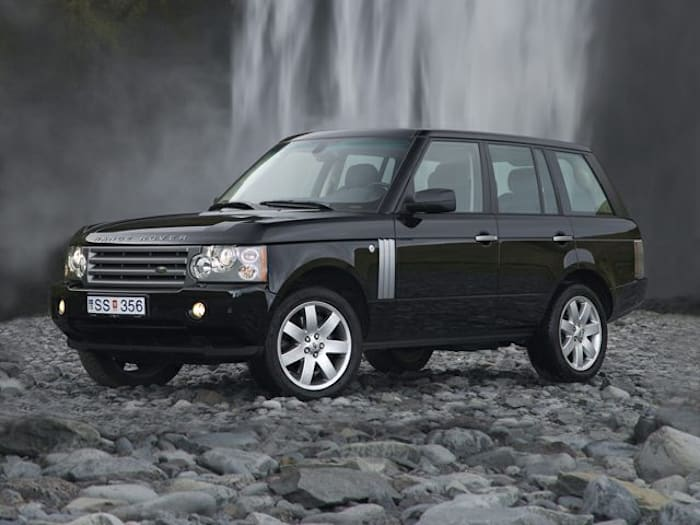 2008 land rover range rover information. Black Bedroom Furniture Sets. Home Design Ideas