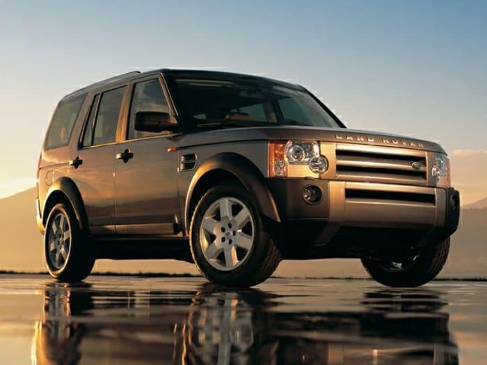 2008 Land Rover Lr3 Information