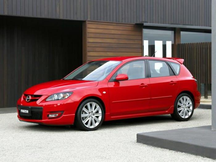 2008 Mazda Mazdaspeed3 Information
