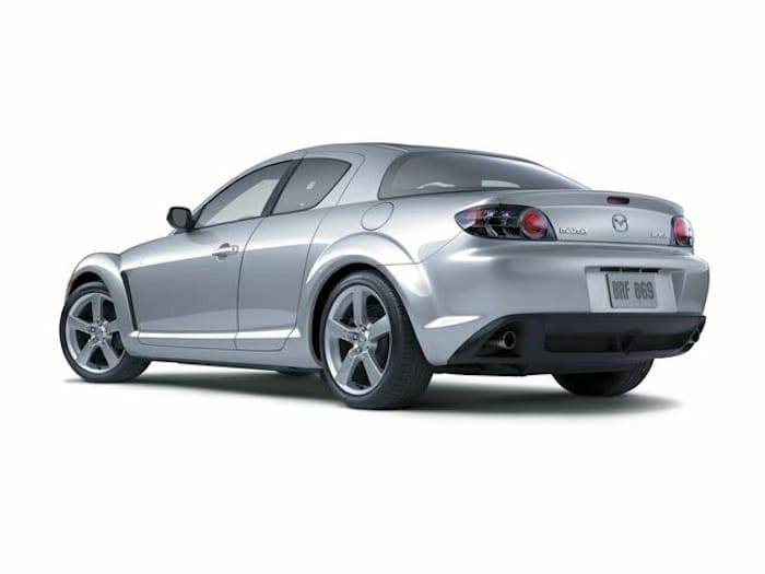 2008 mazda rx 8 new car test drive. Black Bedroom Furniture Sets. Home Design Ideas