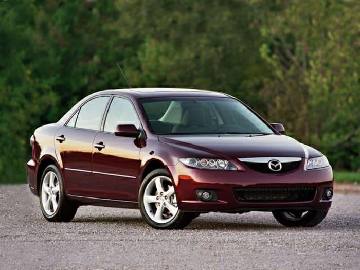 2008 Mazda Mazda6 Information