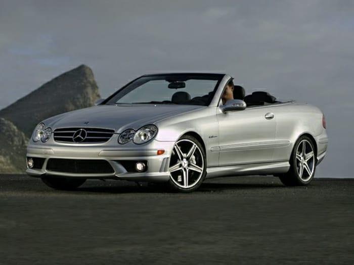 2008 mercedes benz clk class base clk63 amg 2dr for Mercedes benz 2008 price