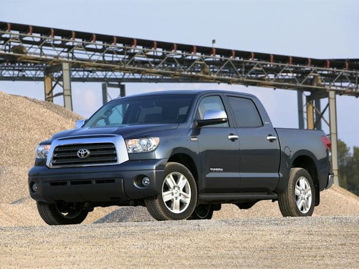 2008 toyota tundra base 5 7l v8 4dr 4x4 crew max specs and prices. Black Bedroom Furniture Sets. Home Design Ideas
