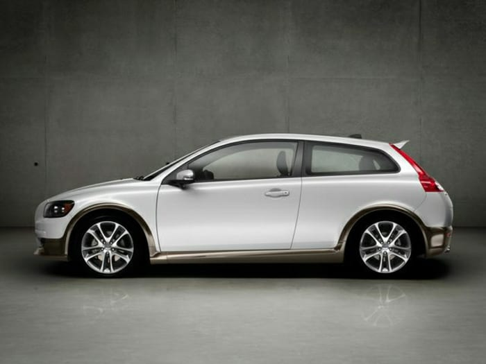 Volvo Certified Pre-Owned >> 2008 Volvo C30 Information