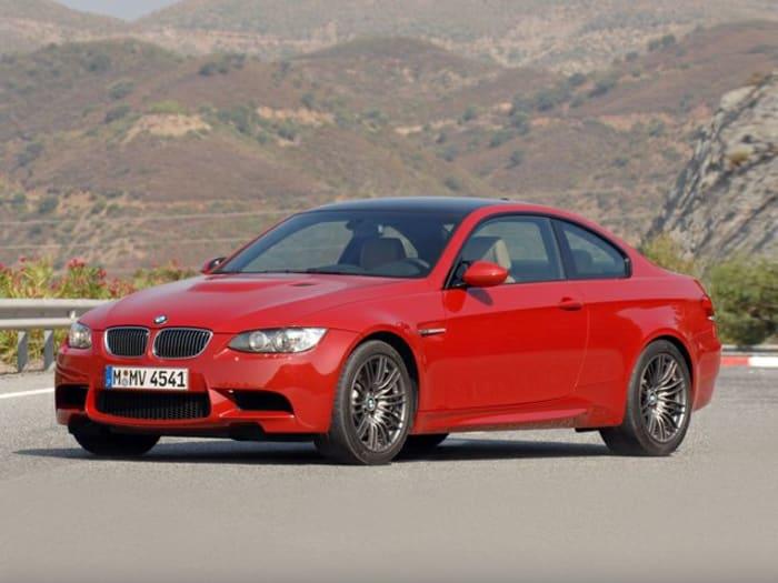 2010 BMW M3 New Car Test Drive