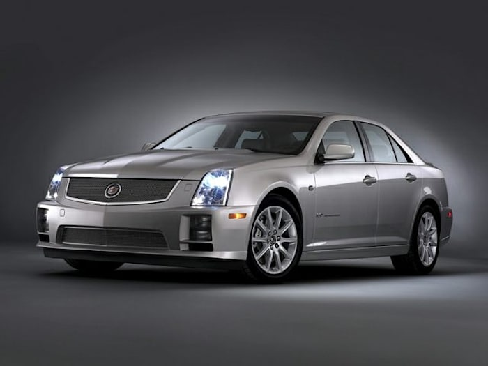 2009 cadillac sts v new car test drive. Black Bedroom Furniture Sets. Home Design Ideas