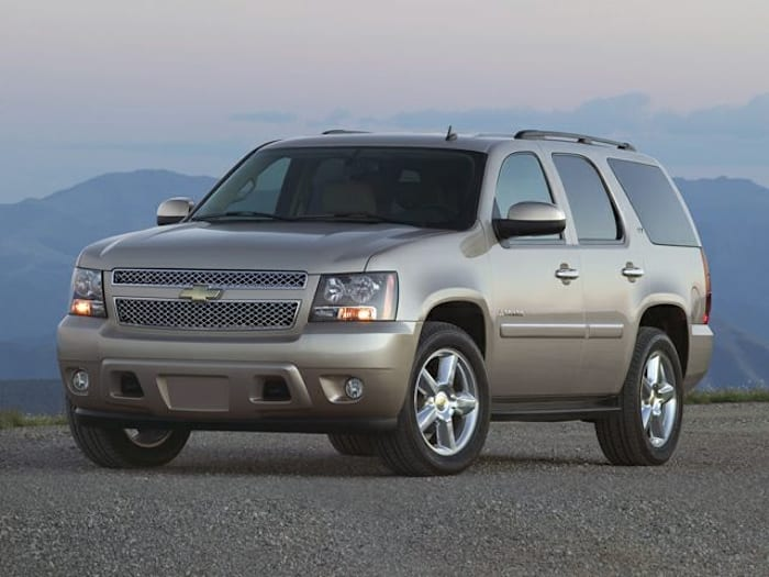 2014 Chevy Tahoe >> 2014 Chevrolet Tahoe Information