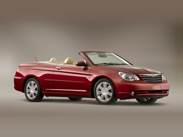 2010 chrysler sebring new car test drive. Black Bedroom Furniture Sets. Home Design Ideas