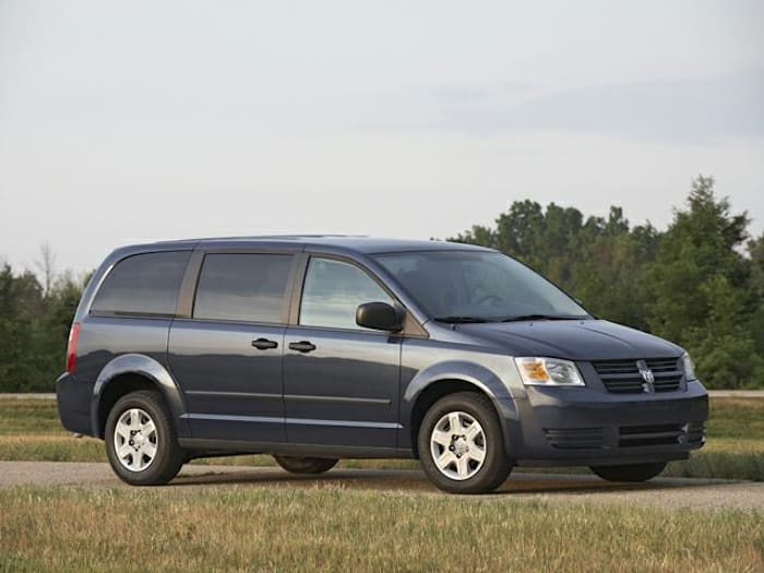 2009 Dodge Grand Caravan Cv Cargo Van Pricing And Options