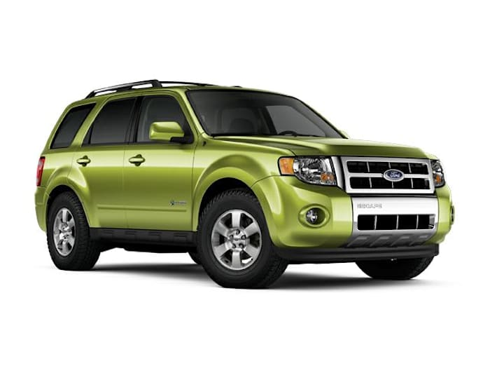 2011 ford escape hybrid information. Black Bedroom Furniture Sets. Home Design Ideas