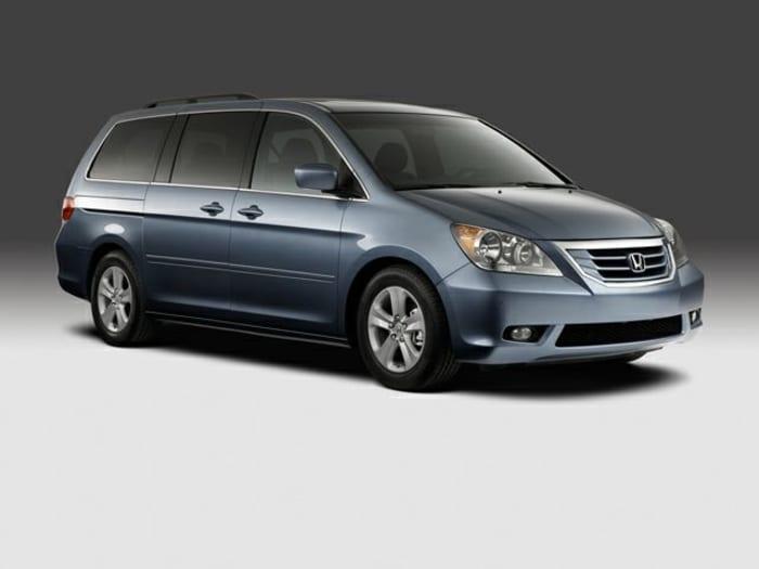 2010 Honda Odyssey Information