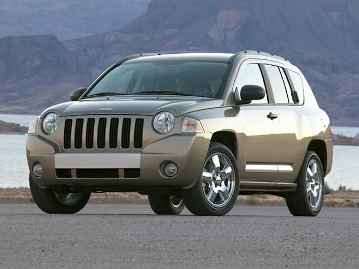 2010 jeep compass new car test drive. Black Bedroom Furniture Sets. Home Design Ideas