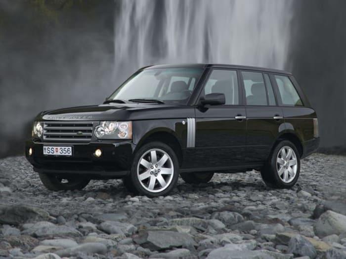 2009 Land Rover Range Rover Information