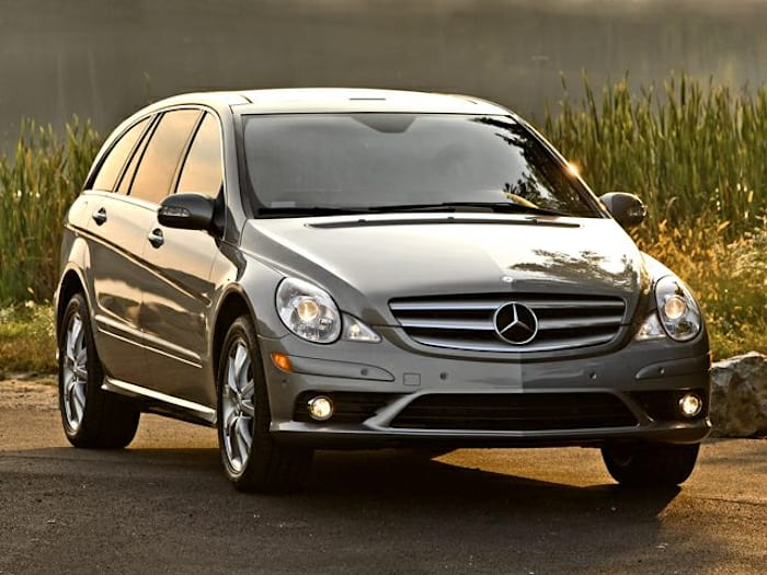 2010 mercedes benz r class information for 2008 mercedes benz r350 recalls