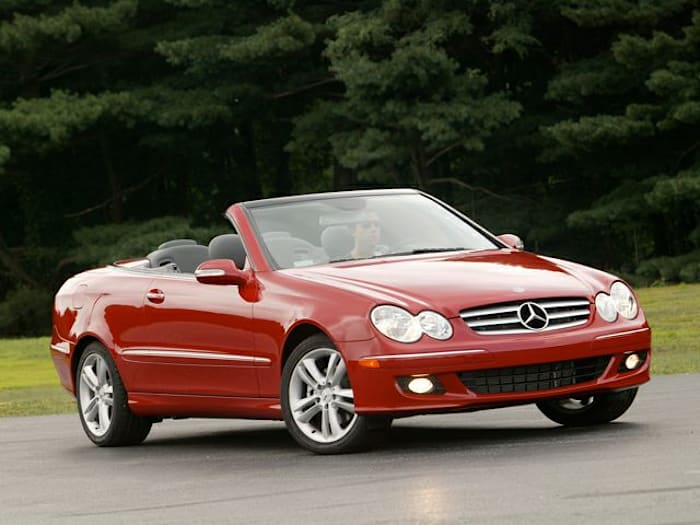 2009 mercedes benz clk class base clk350 2dr convertible for Mercedes benz clk350 convertible for sale