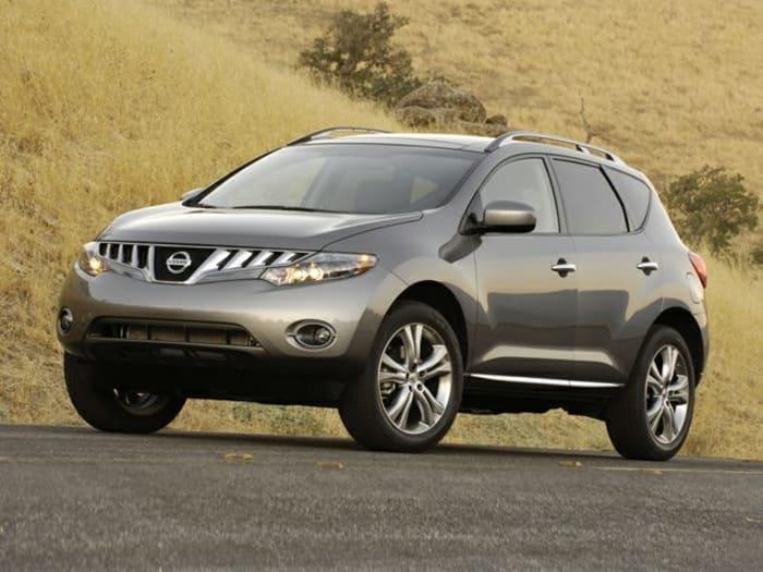 2009 Nissan Murano Information