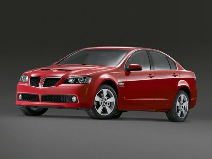 2009 Pontiac G8 Gt 4dr Sedan Specs And Prices