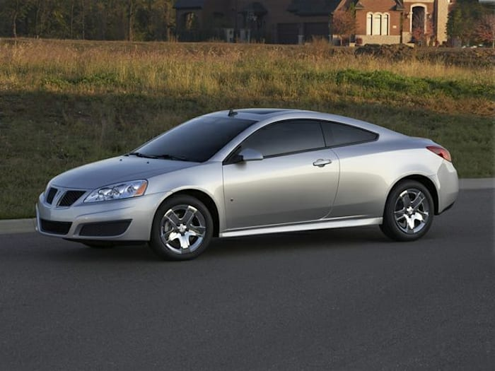 2009 Pontiac G6 Gxp 2dr Coupe Specs And Prices