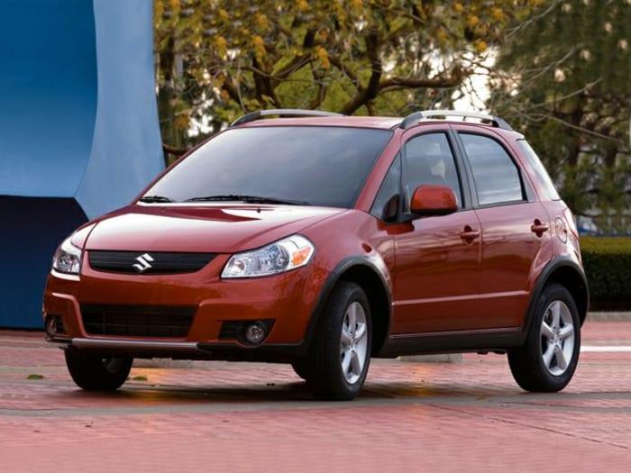 Suzuki Sx Gas Mileage