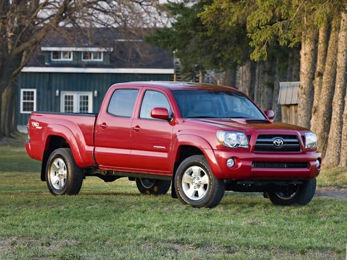 2009 toyota tacoma prerunner v6 4x2 double cab 127 8 in wb safety features. Black Bedroom Furniture Sets. Home Design Ideas
