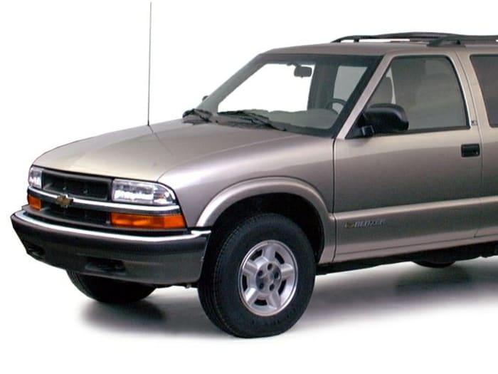 2000 Chevrolet Blazer LS 4dr 4x4 Specs and Prices