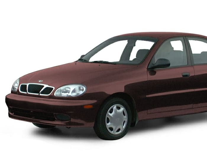 2000 Daewoo Lanos S 2dr Hatchback Specs and Prices