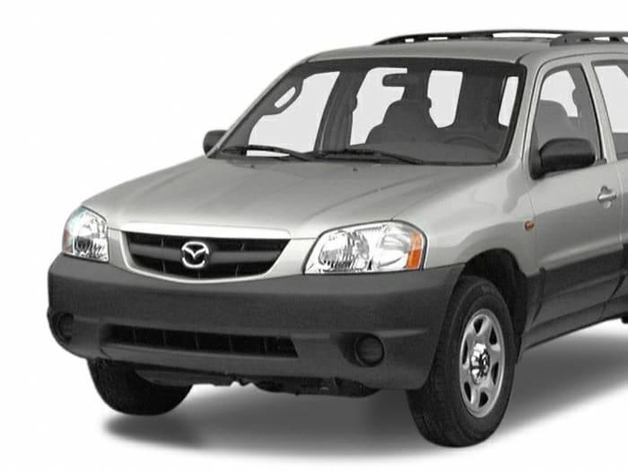 2001 Mazda Tribute Information