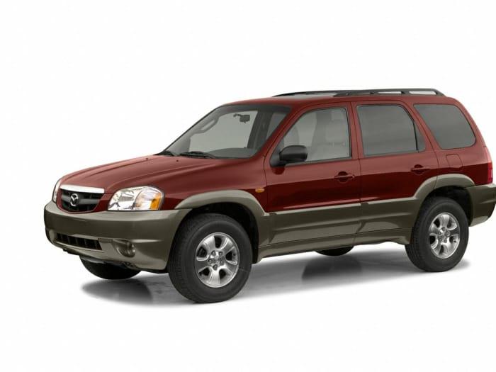 2002 Mazda Tribute New Car Test Drive