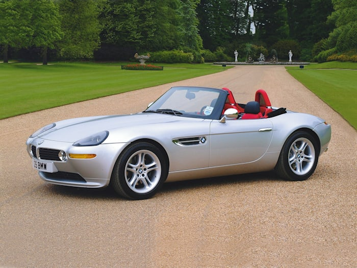 2003 Bmw Z8 Alpina 2dr Convertible Specs And Prices