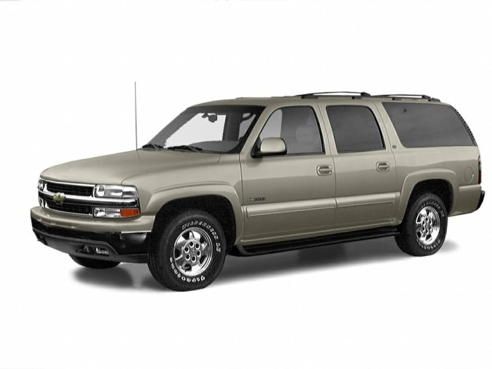 2003 chevrolet suburban 1500 z71 4x4 pricing and options. Black Bedroom Furniture Sets. Home Design Ideas