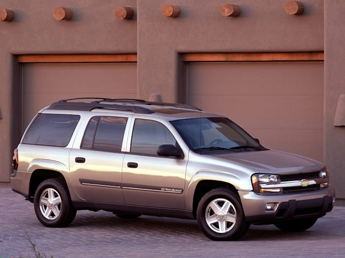 2003 chevrolet trailblazer ext ls 4x4 specs and prices. Black Bedroom Furniture Sets. Home Design Ideas