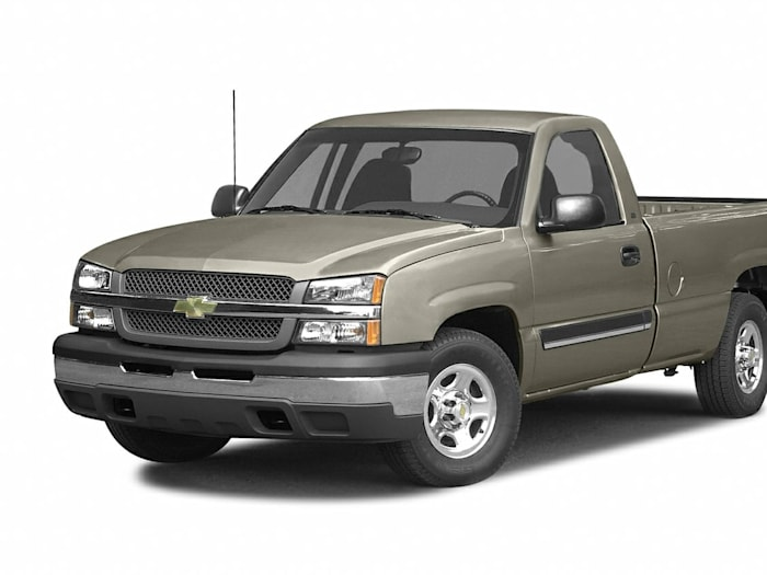 2003 chevrolet silverado 1500 specs and prices. Black Bedroom Furniture Sets. Home Design Ideas