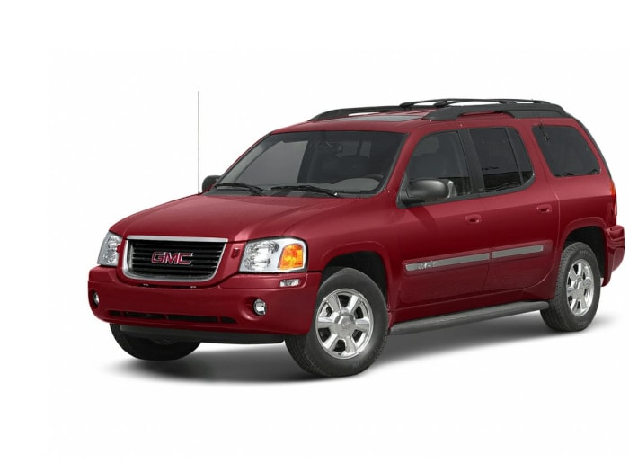 2003 gmc envoy xl safety features. Black Bedroom Furniture Sets. Home Design Ideas