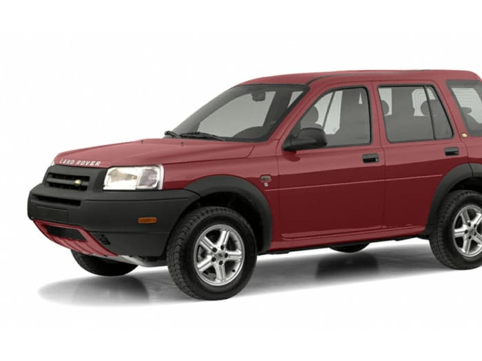 2003 Land Rover Freelander Safety Recalls