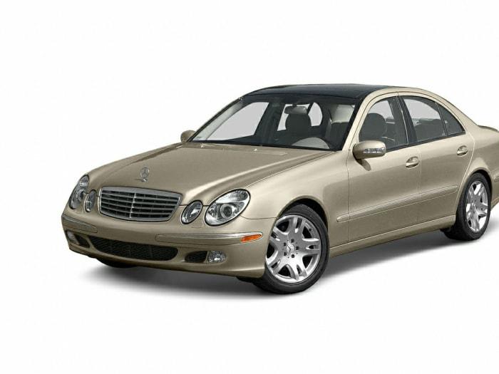 2003 mercedes benz e class safety features for 2003 mercedes benz e class e320