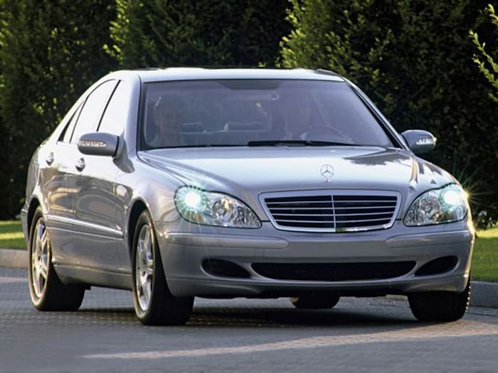 2003 mercedes benz s class new car test drive for 2003 mercedes benz s500 for sale