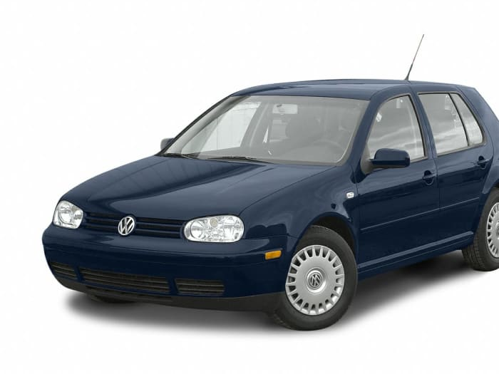 2003 volkswagen golf gl 2 0l 4dr hatchback specs and prices. Black Bedroom Furniture Sets. Home Design Ideas