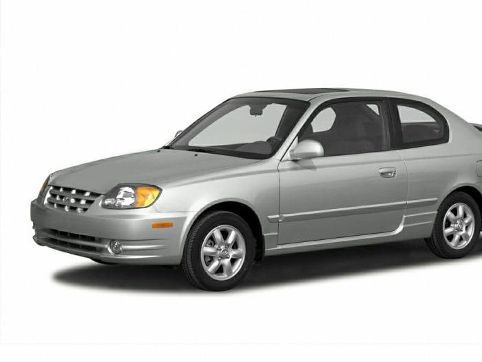 2004 Hyundai Accent Information