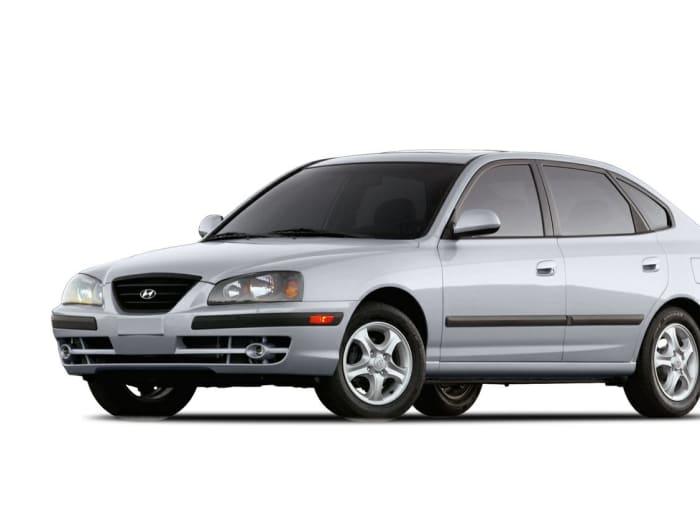 2004 Hyundai Elantra Gt 4dr Hatchback For Sale