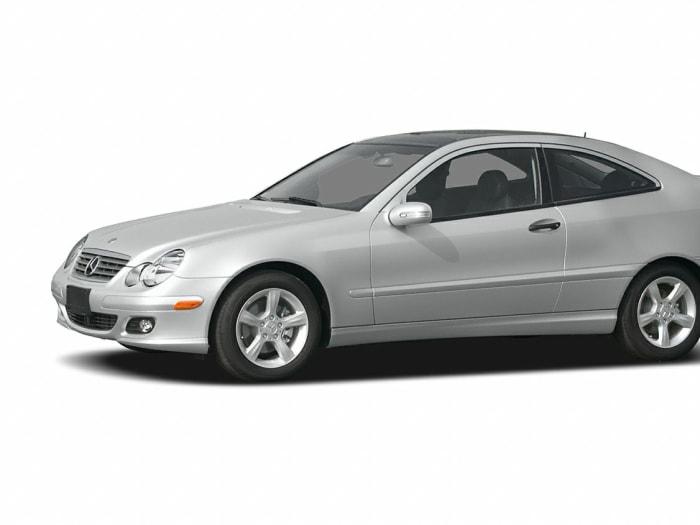 2004 mercedes benz c class new car test drive. Black Bedroom Furniture Sets. Home Design Ideas