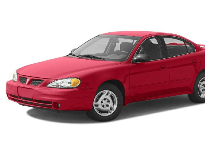 2004 pontiac grand am gt 4dr sedan specs and prices. Black Bedroom Furniture Sets. Home Design Ideas