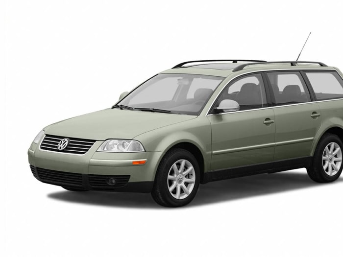 2004 Volkswagen Passat W8 4dr All Wheel Drive 4Motion Station Wagon Specs And Prices