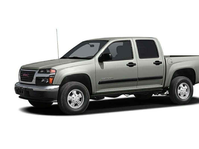 2005 gmc canyon sle w z85 heavy duty 1sc 4x4 crew cab 5 ft box 126 in wb pictures. Black Bedroom Furniture Sets. Home Design Ideas