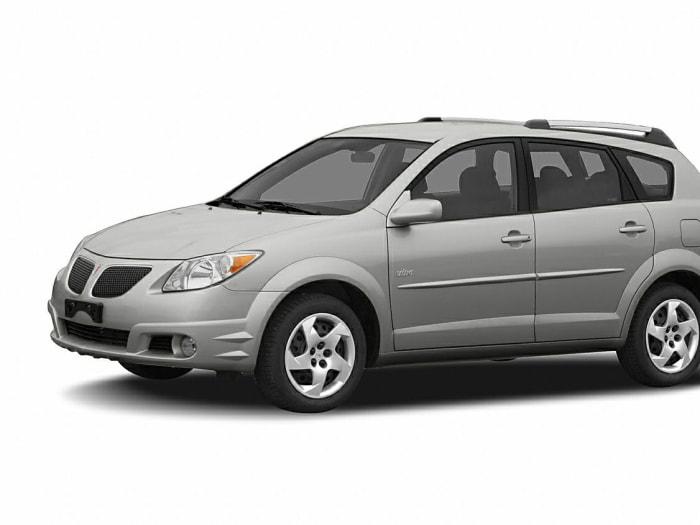 2005 Pontiac Vibe Specs And Prices