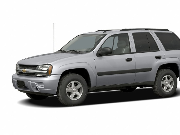 2006 chevrolet trailblazer ss w lt all wheel drive specs and prices. Black Bedroom Furniture Sets. Home Design Ideas