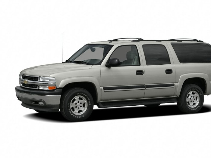Outstanding 2006 Chevrolet Suburban 1500 Lt 4X4 Pricing And Options Machost Co Dining Chair Design Ideas Machostcouk