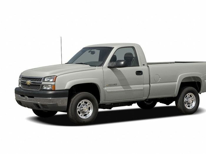 2006 chevrolet silverado 2500hd specs and prices. Black Bedroom Furniture Sets. Home Design Ideas